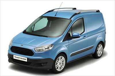 Bild: Ford Transit Courier
