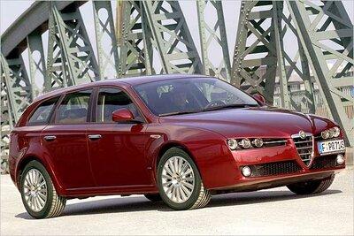 Bild: Alfa Romeo Alfa 159  Gebrauchtwagen