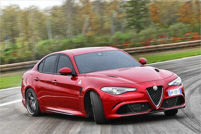 Bild: Alfa Romeo Giulia  Gebrauchtwagen