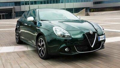 Bild: Alfa Romeo Giulietta  Gebrauchtwagen