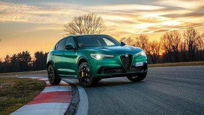 Bild: Alfa Romeo Stelvio  Gebrauchtwagen