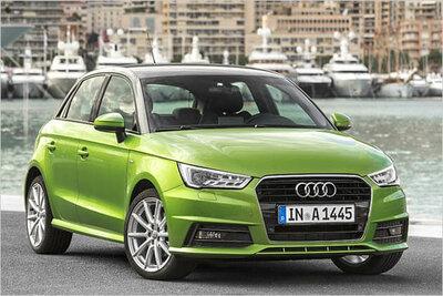 Bild: Audi A1  Gebrauchtwagen