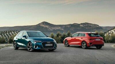 Bild: Audi A3  Gebrauchtwagen