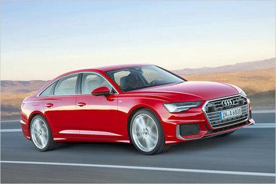 Bild: Audi A6  Gebrauchtwagen