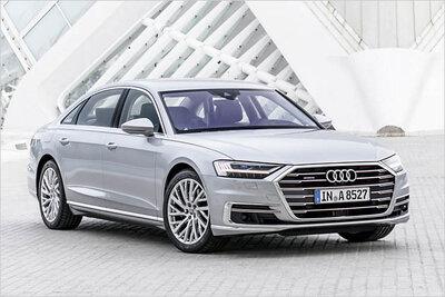 Bild: Audi A8  Gebrauchtwagen