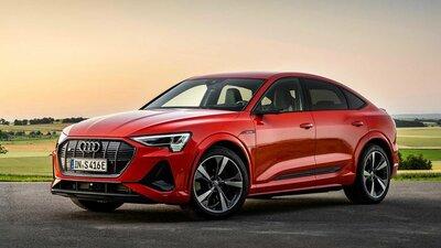 Bild: Audi e-tron Sportback  Gebrauchtwagen
