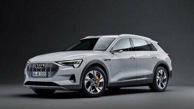 Bild: Audi e-tron  Gebrauchtwagen