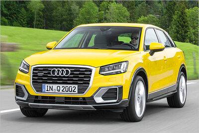 Bild: Audi Q2  Gebrauchtwagen