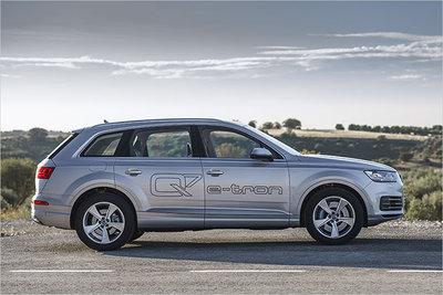 Bild: Audi Q7  Gebrauchtwagen