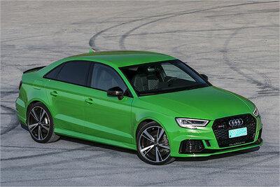 Bild: Audi RS3  Gebrauchtwagen