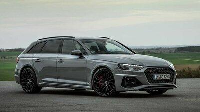Bild: Audi RS4  Gebrauchtwagen