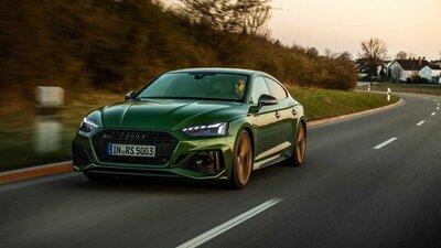 Bild: Audi RS5  Gebrauchtwagen