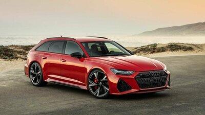 Bild: Audi RS6 Kombi Gebrauchtwagen