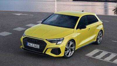 Bild: Audi S3  Gebrauchtwagen