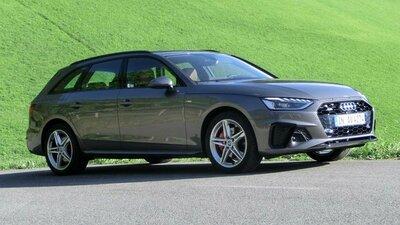 Bild: Audi S4  Gebrauchtwagen
