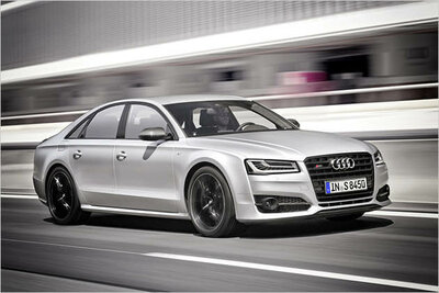 Bild: Audi S8  Gebrauchtwagen