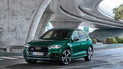 Bild: Audi SQ5  Gebrauchtwagen