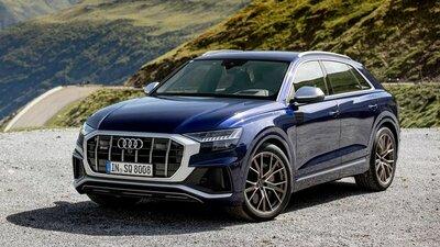 Bild: Audi SQ8  Gebrauchtwagen