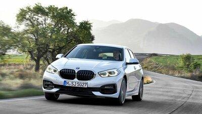 Bild: BMW 120  Gebrauchtwagen