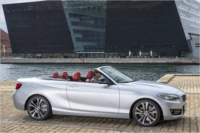 Bild: BMW 218  Gebrauchtwagen