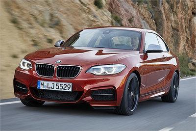 Bild: BMW 225  Gebrauchtwagen