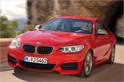 Bild: BMW 240  Gebrauchtwagen