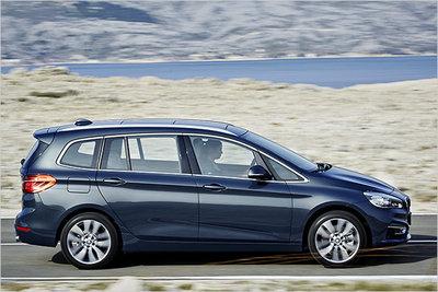 Bild: BMW 2er Gran Tourer  Gebrauchtwagen