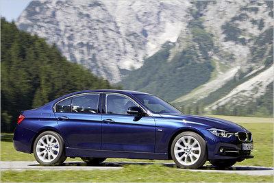 Bild: BMW 330  Gebrauchtwagen