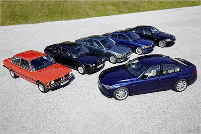 Bild: BMW 3er Reihe  Gebrauchtwagen