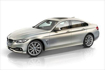 Bild: BMW 420  Gebrauchtwagen