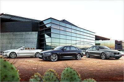 Bild: BMW 4er Reihe  Gebrauchtwagen