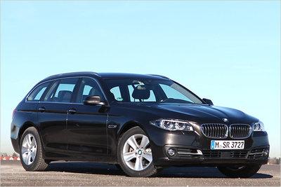Bild: BMW 518  Gebrauchtwagen
