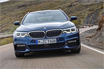 Bild: BMW 535  Gebrauchtwagen