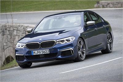 Bild: BMW 550  Gebrauchtwagen