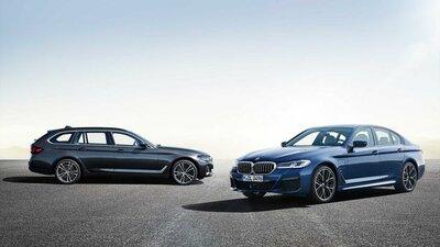 Bild: BMW 5er Reihe  Gebrauchtwagen