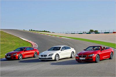 Bild: BMW 6er Reihe  Gebrauchtwagen