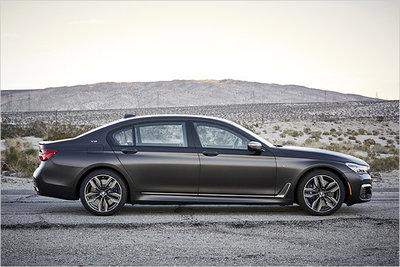 Bild: BMW 7er Reihe  Gebrauchtwagen