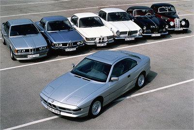 Bild: BMW 8er Reihe  Gebrauchtwagen