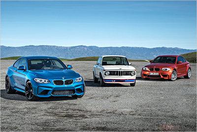Bild: BMW M2  Gebrauchtwagen