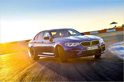Bild: BMW M5  Gebrauchtwagen