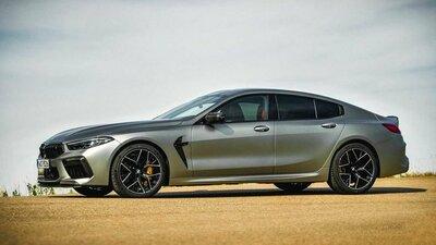 Bild: BMW M8 Cabrio