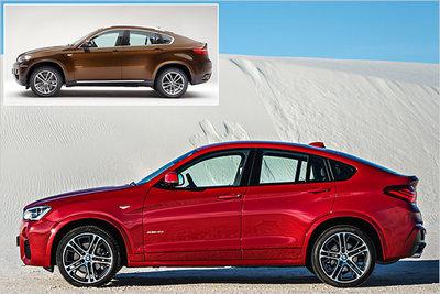 Bild: BMW X4  Gebrauchtwagen