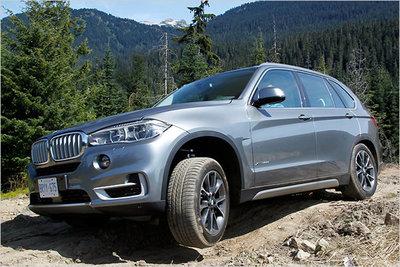 Bild: BMW X5  Gebrauchtwagen