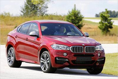 Bild: BMW X6  Gebrauchtwagen