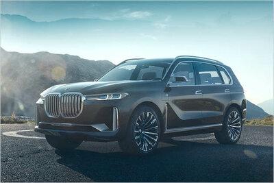 Bild: BMW X7  Gebrauchtwagen