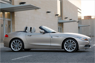 bmw z4 coup roadster gebraucht g nstig kaufen. Black Bedroom Furniture Sets. Home Design Ideas