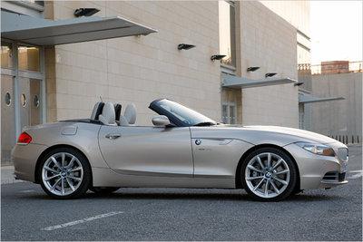 Bild: BMW Z4  Gebrauchtwagen