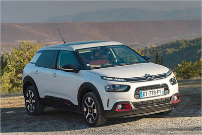 citroen c4 cactus gebraucht g nstig kaufen. Black Bedroom Furniture Sets. Home Design Ideas