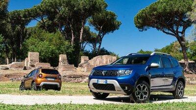 Bild: Dacia Duster  Gebrauchtwagen