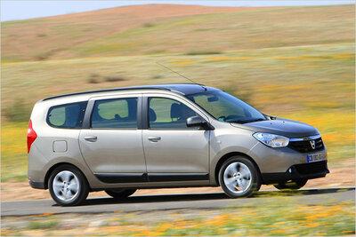 Bild: Dacia Lodgy  Gebrauchtwagen